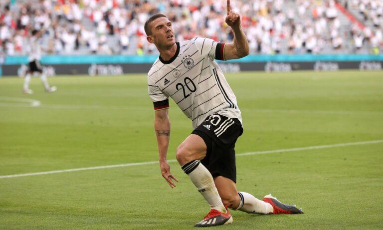 Euro 2020: Η μέρα που ο Ρόμπιν Γκόσενς «εκδικήθηκε» τον Κριστιάνο Ρονάλντο