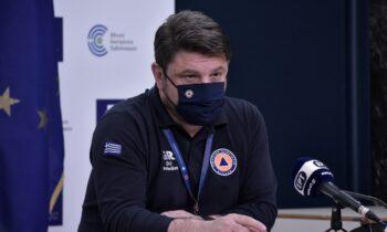 Ο υφυπουργός Πολιτικής Προστασίας του Πολίτη, Νίκος Χαρδαλιάς θα κάνει σήμερα ανακοινώσεις για την χρήση μάσκας.