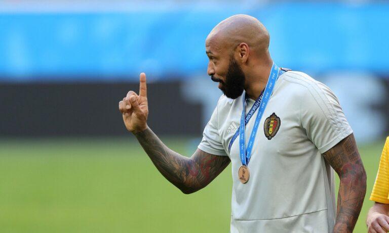 Euro 2020 – Τιερί Ανρί: Επιστρέφει στην εθνική Βελγίου για να βρει ξανά τον εαυτό του