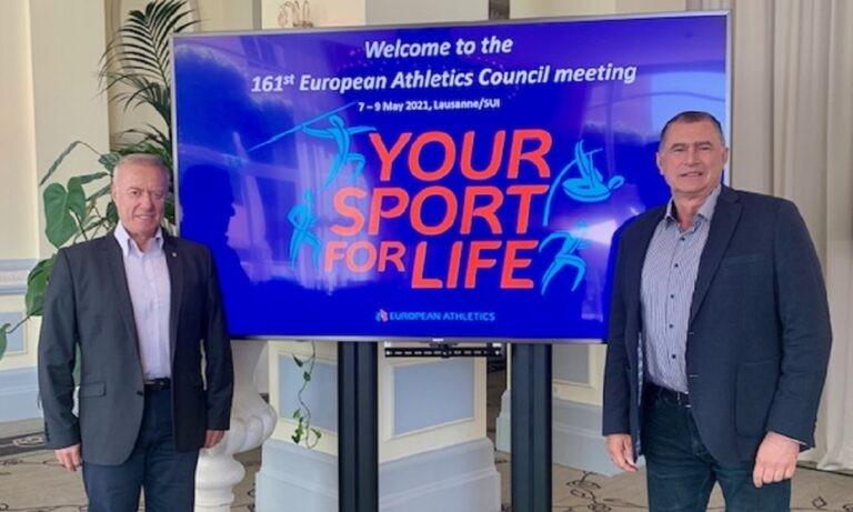 Ο Ντόμπρι Καραμαρίνοφ έρχεται για το Athens Sprint Men's Gala