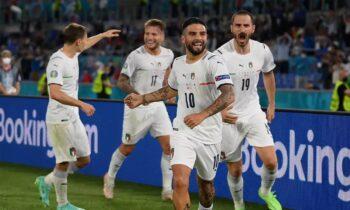 To Euro 2020 ξεκίνησε με την Ιταλία να εντυπωσιάζει απέναντι στην Τουρκία (3-0). Οι «ατζούρι» επέστρεψαν. Για τα καλά;