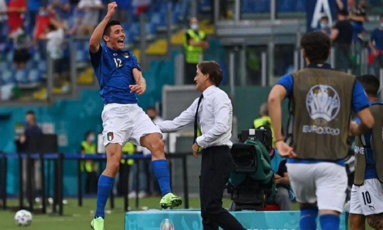 Euro 2020 Ιταλία – Ουαλία 1-0: Πρώτη και καλύτερη
