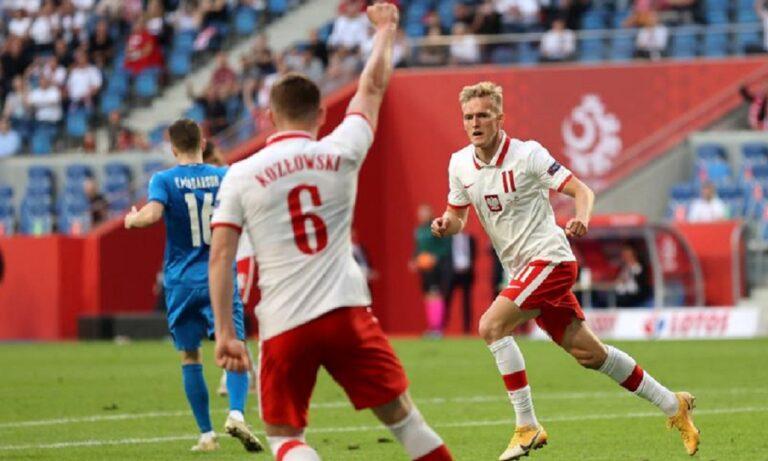 Euro 2020 Ισπανία – Πολωνία: Βασικός ο Σβιντέρσκι του ΠΑΟΚ (pic)