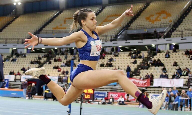 Η Σπυριδούλα Καρύδη συνέχισε τις καλές εμφανίσεις και την σταθερότητα στα άλματά της και ήταν νικήτρια στην Ιταλία στο τριπλούν με 13,98μ.
