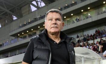 Κούγιας: «Επιφυλάσσομαι για τη συμμετοχή της ΑΕΛ στη Super League 2»