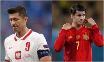 EURO 2020 – Λεβαντόφσκι και Μοράτα: Γιατί τόσο κράξιμο;