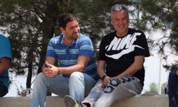Παναθηναϊκός: Στο τμήμα σκάουτινγκ ο Μάκης Λιβαθηνός
