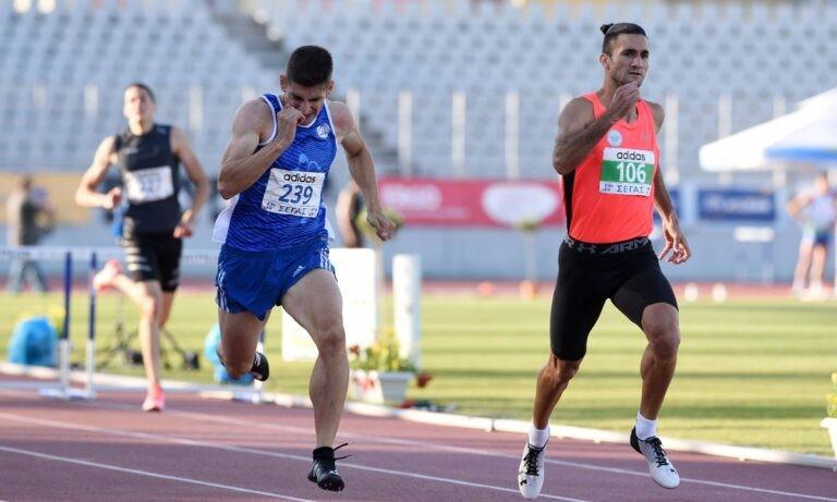 Τρεις αθλητές κράτησαν τους τίτλους τους και τη φετινή χρονιά στο Πανελλήνιο Πρωτάθλημα σε 400μ. εμπόδια ανδρών, γυναικών και δίσκο ανδρών.