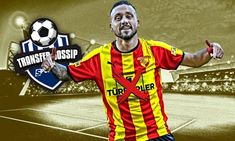 Transfer Gossip – Γκεζτέπε: Ο Ναπολεόνι κάνει προσφυγή στη FIFA, στην ομάδα που λέγεται πως θα πάει ο Καμπετσής