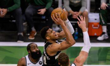 Οι Νετς θα υποδεχθούν τους Μπακς, στο έβδομο παιχνίδι, των ημιτελικών της Ανατολικής περιφέρειας του NBA.