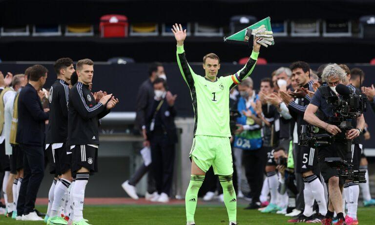 Euro 2020 – Μάνουελ Νόιερ: Ο πρώτος Γερμανός γκολκίπερ που φτάνει τα… 100