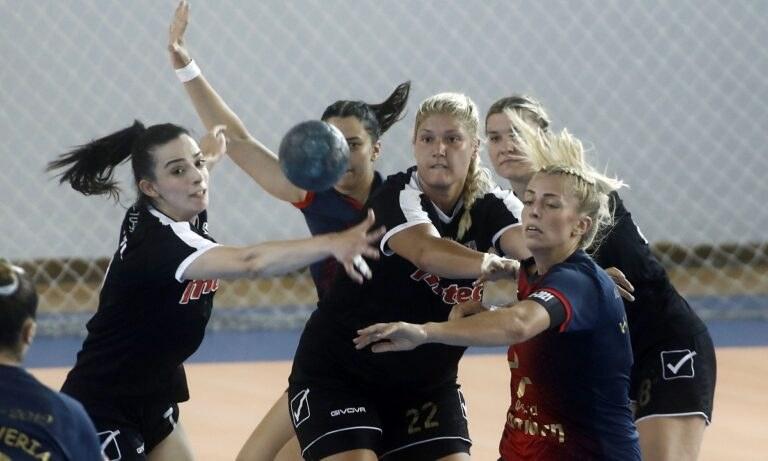 Α1 Γυναικών χάντμπολ: Ένα βήμα πριν το νταμπλ ο ΠΑΟΚ!