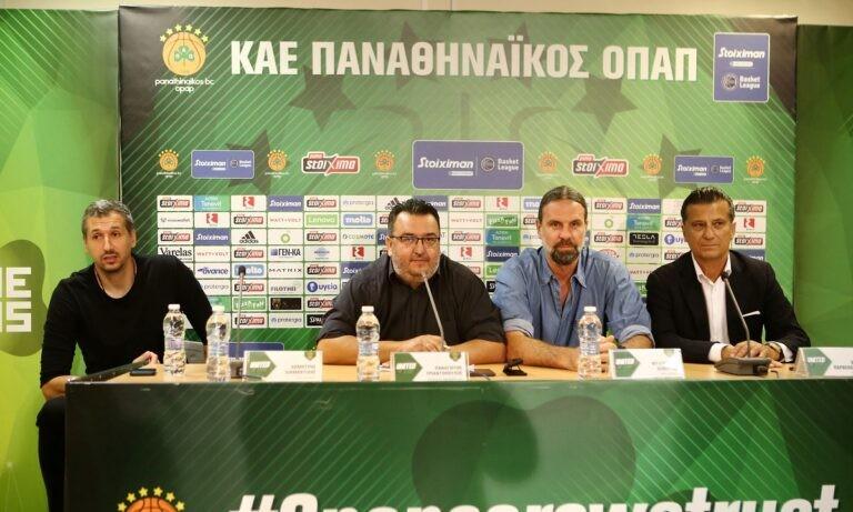 «Καμία επαφή με Ομπράντοβιτς, θα μιλήσουμε με Κάτας»
