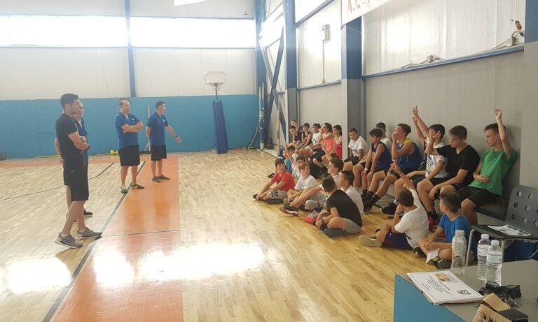 PAPAHATZIS BASKETBALL SUMMER CAMP: Επιστρέφει για να προσφέρει όμορφες μπασκετικές στιγμές!