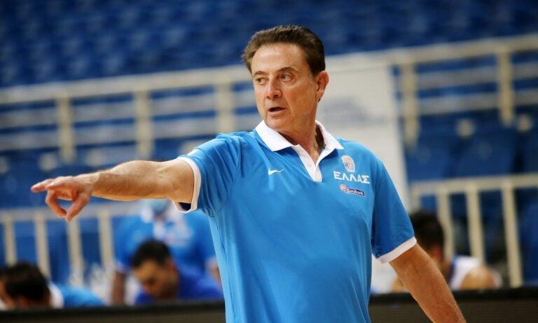Ο Ρικ Πιτίνο δε θέλει  «ελληνικό στυλ» στην Εθνική