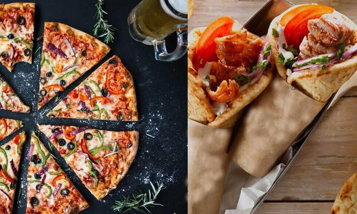 Euro 2020: Πίτσα ή σουβλάκι; Πώς να πάρεις τη σωστή απόφαση
