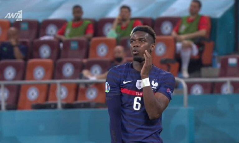 Euro 2020 Γαλλία – Ελβετία: Τηλεκατευθυνόμενη γκολάρα από τον Πογκμπά (vid)
