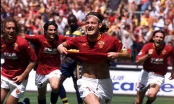 Σαν Σήμερα πριν από 20 χρόνια, η Ρόμα κατάκτησε τo πρωτάθλημα της Serie A, το τελευταίο της ως σήμερα.