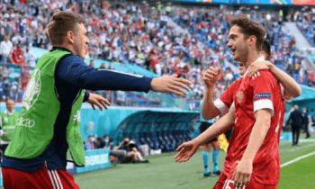 Euro 2020 Φινλανδία - Ρωσία 0-1: Με σκόρερ τον Αλέξέι Μίραντσκουκ στις καθυστερήσεις του ημιχρόνου οι Ρώσοι έμειναν «ζωντανοί» για πρόκριση στην επόμενη φάση!