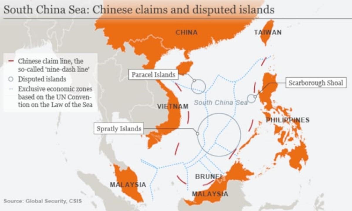 Πώς η κόντρα Κίνας – ΗΠΑ μπορεί να φέρει 12 μίλια στο Αιγαίο