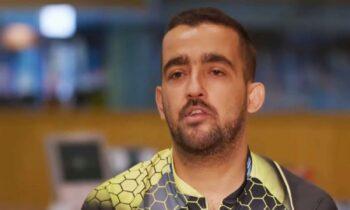 Ο Αρειανός ΣΕΦ Βασίλης Στεφανίδης, είχε συγκινήσει στο περσινό MasterChef καθώς παρά το πρόβλημα όρασης που είχε έκανε μεγάλη προσπάθεια.