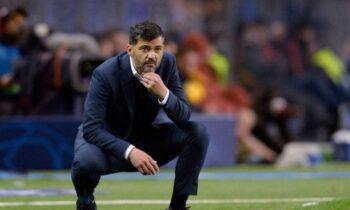 Ο Σέρτζιο Κονσεϊσάο θα συνεχίσει για τα τρία επόμενα χρόνια να καθοδηγεί την ομάδα της Πόρτο, όπως ανακοινώθηκε.