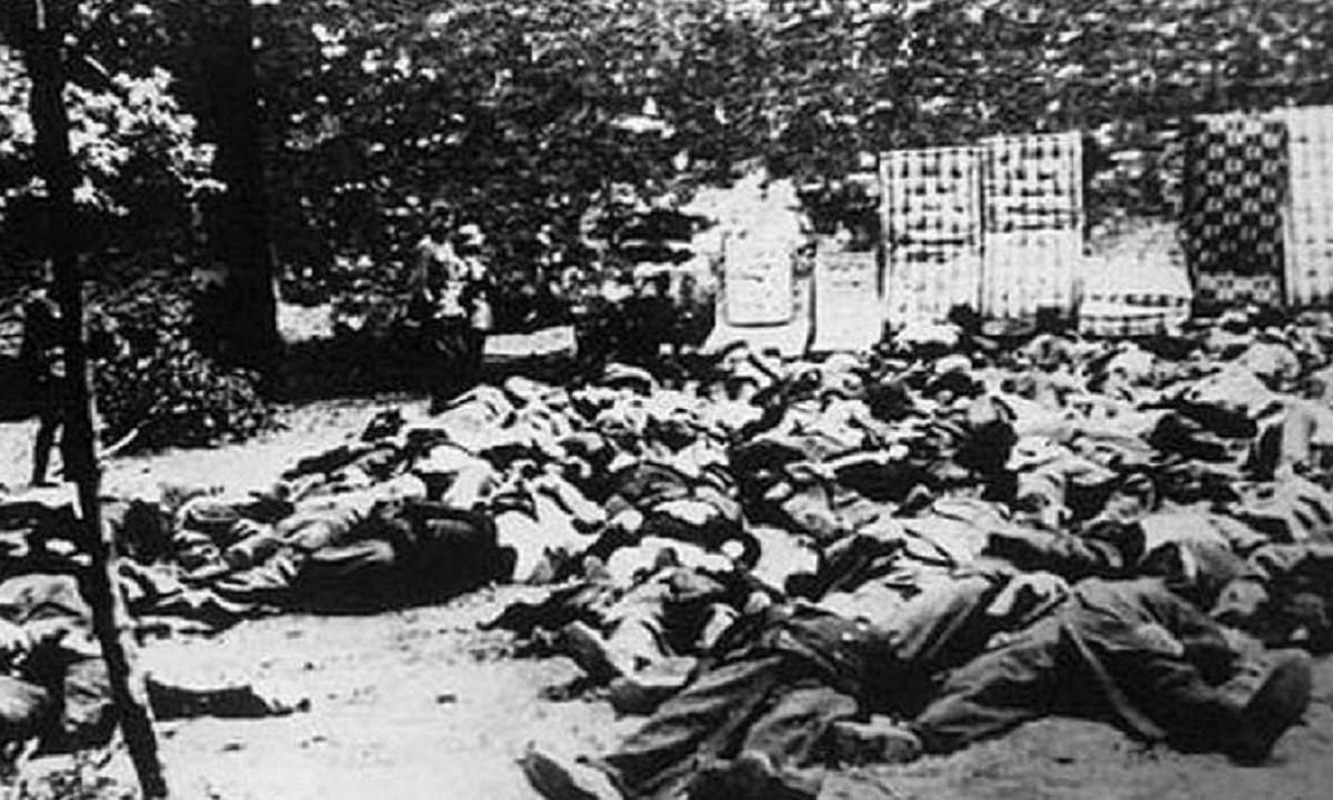 Σφαγή στο Δίστομο: Όταν οι Ναζί κατέστρεψαν το Δίστομο – Από τα πιο αποτρόπαια εγκλήματα στην Ελλάδα