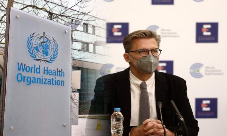 Άκης Σκέρτσος: Υπόσχεται «κανονικότητα» και «διευκολύνσεις» στους εμβολιασμένους, την ίδια ώρα που ο ΠΟΥ και το Ισραήλ ανατρέπουν τα πάντα!