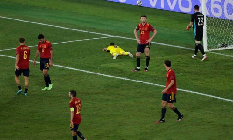 Euro 2020 Ισπανία – Σουηδία 0-0: Γκέλα με το καλημέρα