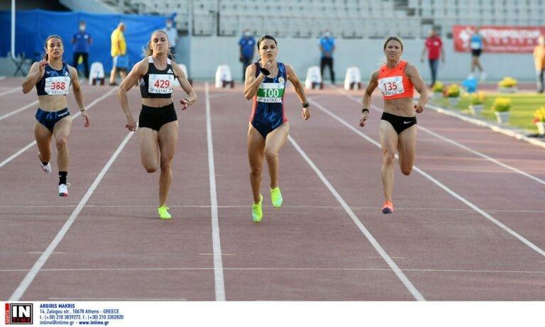 Πανελλήνιο Πρωτάθλημα Στίβου: Όλα τα λεφτά τα 200μ. (Προκριματικά)