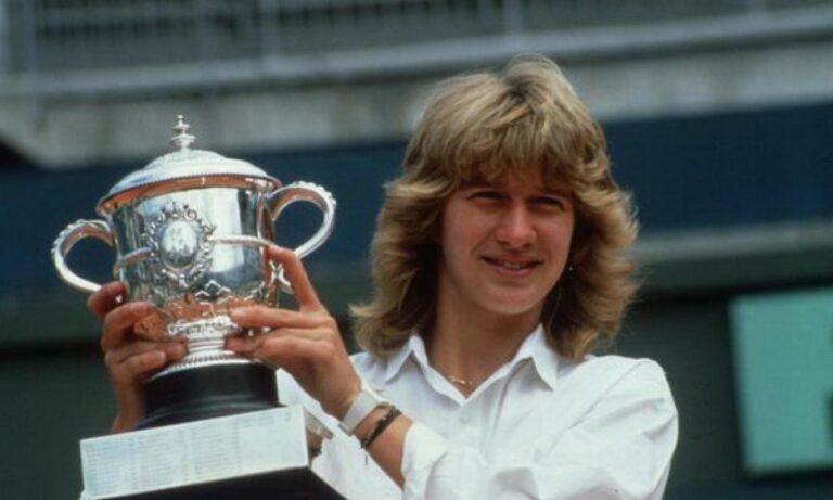 Σαν Σήμερα το 1987 η Στέφι Γκραφ, μόλις στα 18 της χρόνια, κατέκτησε το Ρολάν Γκαρός.
