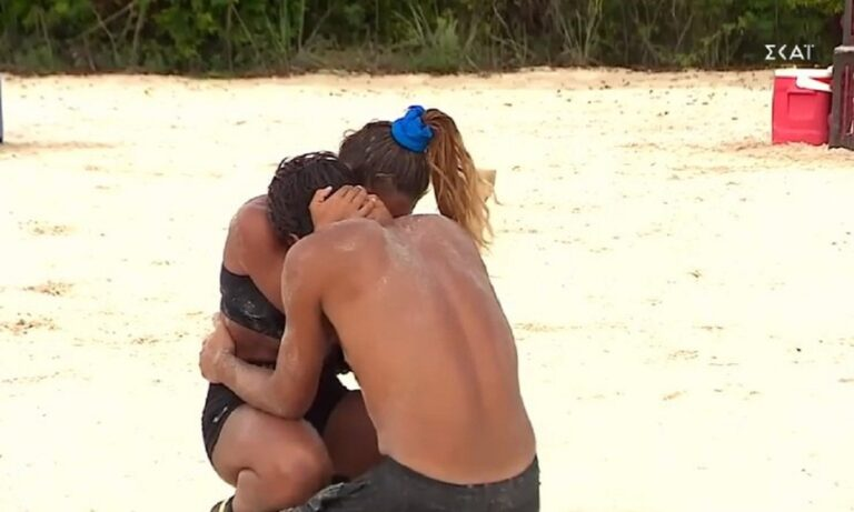 Survivor: Ερωτική εξομολόγηση του Σάκη στη Μαριαλένα «Είσαι όλη μου η ζωή»