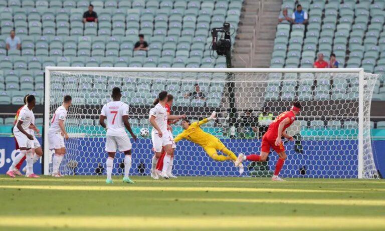 Ουαλία – Ελβετία 1-1: Ξεκίνημα με βαθμό