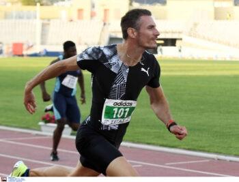 """Στις εγκαταστάσεις του Κέντρου Πολιτισμού Ίδρυμα Σταύρος Νιάρχος θα διεξαχθεί την ερχόμενη Πέμπτη (10/6) ο αγώνας """"Athens Sprint Men's Gala"""""""