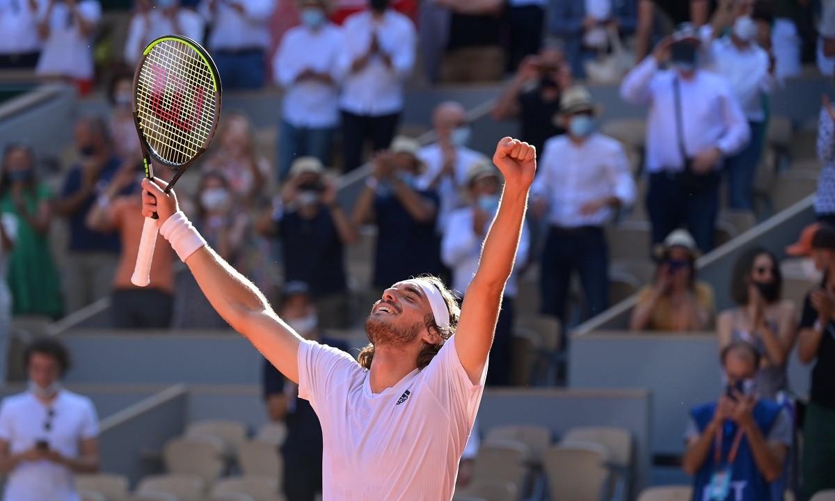Τσιτσιπάς – Ζβέρεφ 3-2: ΑΠΙΣΤΕΥΤΟΣ! Ο Στέφανος πέταξε εκτός τον Γερμανό και προκρίθηκε στον τελικό του Roland Garros!