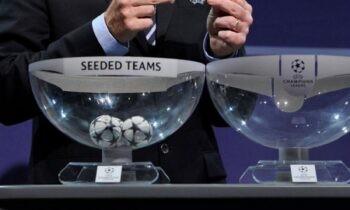 Ο Ολυμπιακός έμαθε αργά το βράδυ τους πιθανούς αντιπάλους του αφού η UEFA προχώρησε σε αλλαγές για την κλήρωση της Τετάρτης.