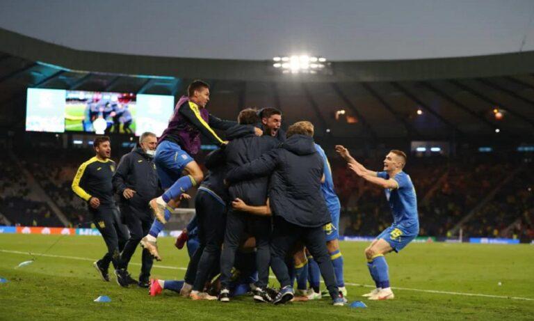 Euro 2020 Σουηδία – Ουκρανία 1-2 (1-1 κ.δ.): Ντόβμπικ και… τέλος