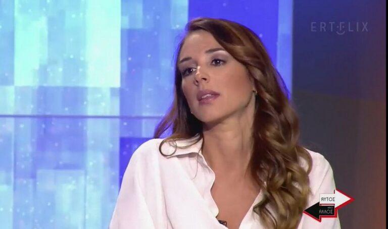 H γνωστή ηθοποιός Βίκυ Παπαδοπούλου, μίλησε σε τηλεοπτική εκπομπή, για την μάχη της με τον Κορονοϊό.