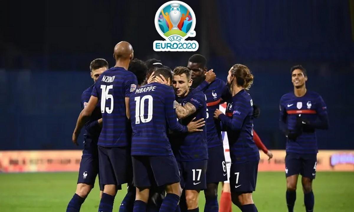 Euro 2020: Κι όμως η Γαλλία θα το πάρει – Δείτε το γιατί