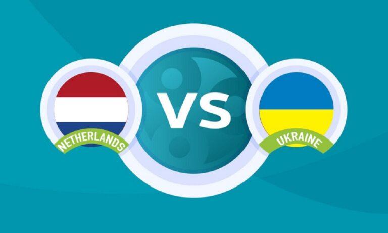 Euro 2020: Ολλανδία – Ουκρανία LIVE