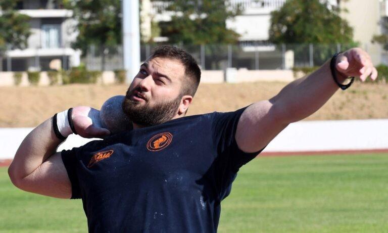 Πανελλήνιο 2021: Καλύτερη βολή στη διοργάνωση ο Ζώτος στη σφαίρα