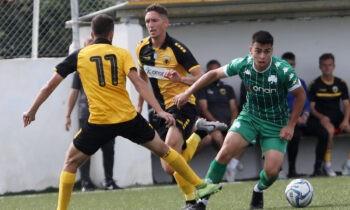 Η ομάδα Κ19 της ΑΕΚ ηττήθηκε 0-3 με την αντίστοιχη του Παναθηναϊκού σε εντός έδρας αγώνα για την 11η αγωνιστική του Πρωταθλήματος Κ19 της Super League 2020-21 που πραγματοποιήθηκε στο Δημοτικό Γήπεδο Αρτέμιδος.