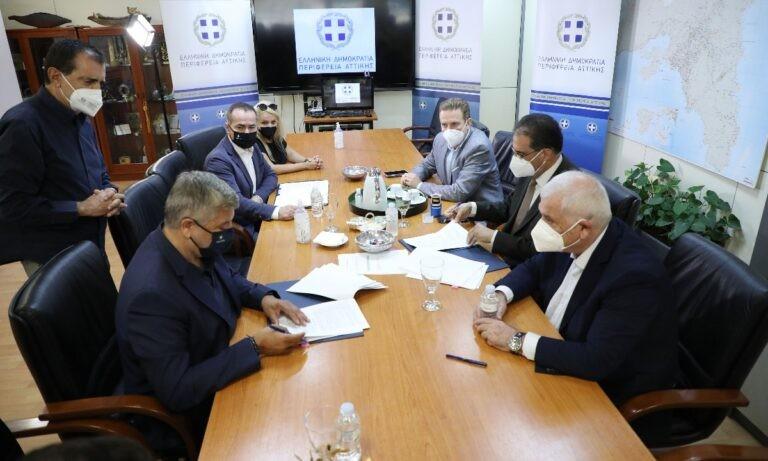 Περιφέρεια Αττικής: «Τελική ευθεία για την Αγιά Σοφιά-OPAP Arena, αναμένεται να ολοκληρωθούν τα εσωτερικά έργα»
