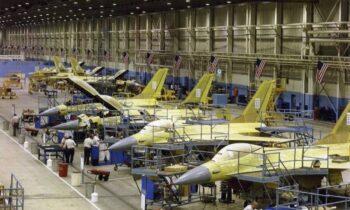 ΕΑΒ: Δεν μπορούν να φτιάξουν τα F-16!