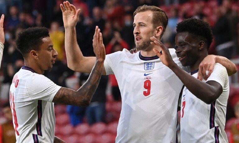 Euro 2020 – Αγγλία – Γερμανία: Οι ενδεκάδες του αγώνα (pics)