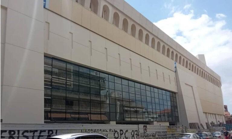 «Αγιά Σοφιά-OPAP Arena»: Η τελική μορφή της εισόδου από Καππαδοκίας (pics)