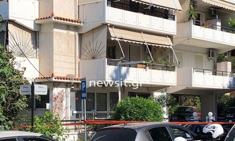 Άλιμος: Άγνωστος πυροβόλησε σε μπαλκόνια πολυκατοικίας