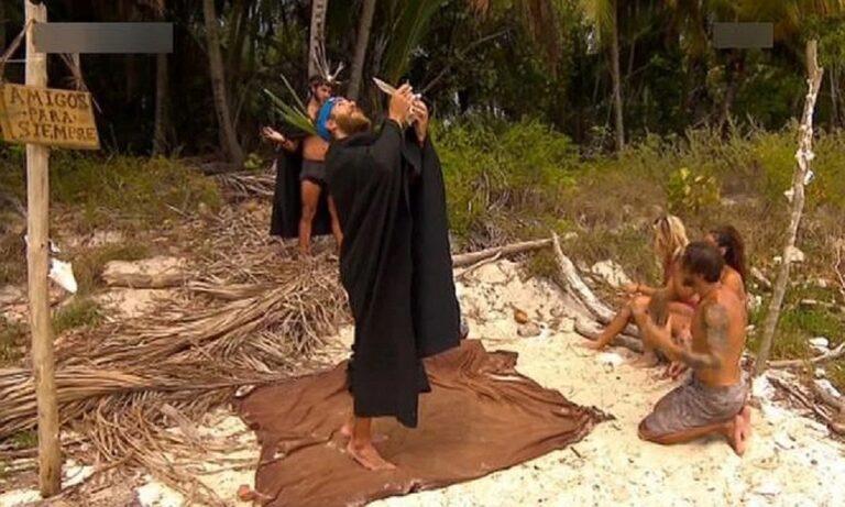 Survivor: Οι Amigos έκραξαν τον Τριαντάφυλλο! Πτυχίο από την… «Ανωτάτη Καραγκιοζική» – Έξαλλος ο Σάκης!