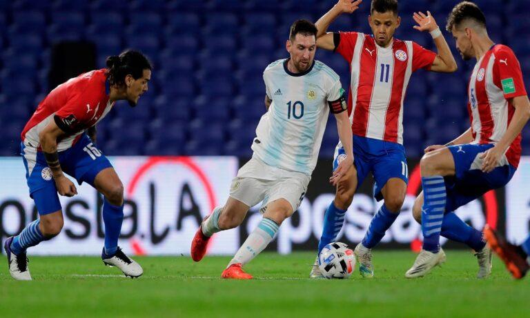 Copa America 2021: Αργεντινή – Παραγουάη 1-0: Πρόκριση για την «Αλμπισελέστε»