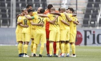 Άρης: Διακοπές τέλος. ο Άκης Μάντζιος και οι ποδοσφαιριστές του έχουν «ραντεβού» την Τρίτη (15/6) για την «πρώτη» της ομάδας ενόψει της νέας σεζόν.